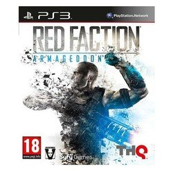 игра sony playstation 3 red faction: armageddon  (29739)