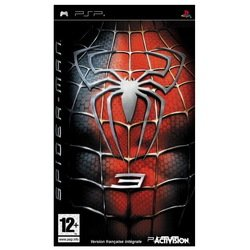 Игра Sony PlayStation Portable Spider-Man 3 (Essentials) eng (30739)