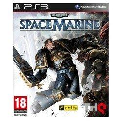 Игра Sony PlayStation 3 Warhammer 40000: Space Marine  (30198)