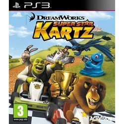игра sony playstation 3 dreamworks super star kartz racing eng (31559)