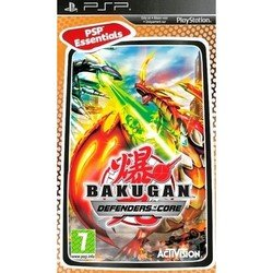 игра sony playstation portable bakugan: defenders of the core (essentials) eng (31758)