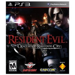 игра sony playstation 3 resident evil: opeartion raccoon city рус суб (30260)