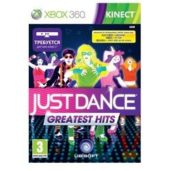 игра для xbox360 just dance: greatest hits [xbox 360]