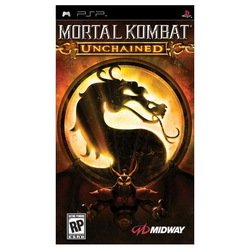 игра sony playstation portable mortal kombat unchained