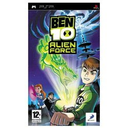 игра для psp ben 10: alien force (essentials) [psp]