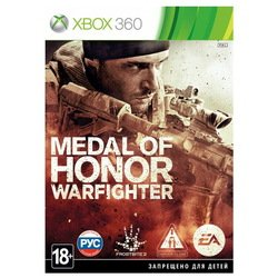 игра для xbox360 medal of honor: warfighter (русская версия)