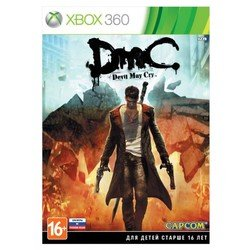 игра для xbox360 microsoft dmc devil may cry  sub