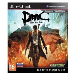 игра для ps3 sony dmc devil may cry  sub