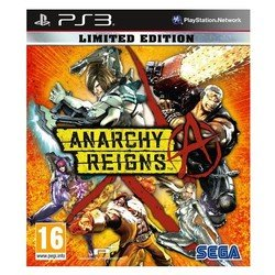игра для ps3 sony anarchy reigns. limited edition  doc