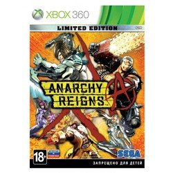 игра для xbox360 microsoft anarchy reigns. limited edition  doc
