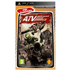 игра для psp atv off road fury pro (essentials) [psp русская документация]