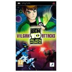 ��������� ���� ��� psp ben 10: alien force vilgax attacks (essentials) eng