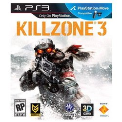 ���� ��� ps3 sony killzone 3 (essentials) (ps move, 3d) ������� ������