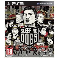 игра для ps3 sony sleeping dogs. standard edition