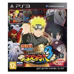 игра для ps3 sony naruto shippuden: ultimate ninja storm 3 day 1 edition русские субтитры