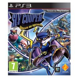 игра для ps3 sony sly cooper: прыжок во времени (3d) русская версия