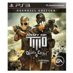 игра для ps3 sony army of two: the devil's cartel. overkill edition английская версия