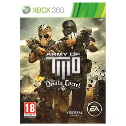 игра для xbox360 microsoft army of two: the devil's cartel английская версия