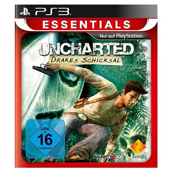 Uncharted на ps3 обзор