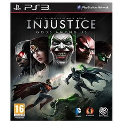 игра для ps3 injustice. gods among us. soviet edition (русские субтитры)