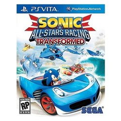 игра для ps vita sony sonic & all-star racing transformed русская документация