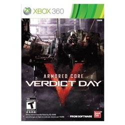 игра для xbox360 microsoft armored core:verdict day английская версия
