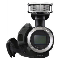 "videocamera sony nex-vg20e black 1cmos is opt 3\\"" touch lcd 1080p sdhc+ms pro duo flash корпус,без объектива"