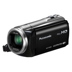 "видеокамера panasonic hc-v520ee black 1xmos 50x is opt 3\\"" touch lcd 1080p sdhc+sdxc flash"