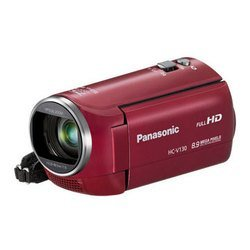 "����������� panasonic hc-v130 red 1cmos 38x is opt 2.7\\"" 1080i sdhc flash flash"