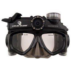 Маска с камерой Liquid Image Scuba XL (H-118503) (черный)
