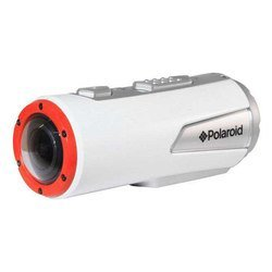 Экшн-Камера Polaroid XS100HD white IS el 1080p microSDHC Flash WPr 16Mp, 170град., крепления