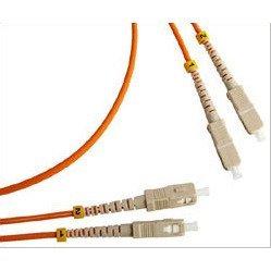 Патч-корд оптический, дуплексный, SC/UPC-SC/UPC, SM, 2.0 м (TWT-2SC-2SC/SU-2.0)