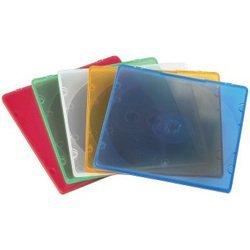 Коробки для CD Hama H-11712 (5 цветов)