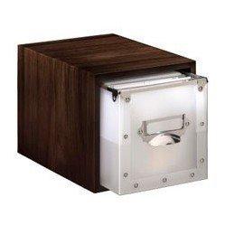Коробка Hama H-17447 Espresso для 130 CD/DVD дисков (коричневый)