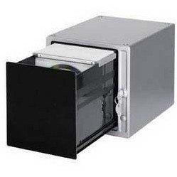 Коробка Hama H-48318 Magic Touch для 80 CD (серебристый)