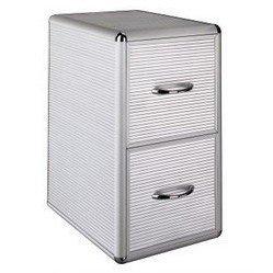 Ящик Hama H-78359 для хранения 300 CD (серебристый)