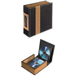 Коробка-альбом Hama H-78385 для 28 CD (черный/коричневый)