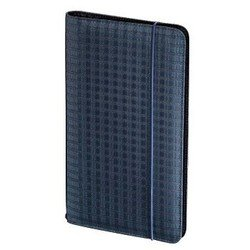 Портмоне Hama H-95609 для 48 CD/DVD + 3 SD Ready for Business (синий)
