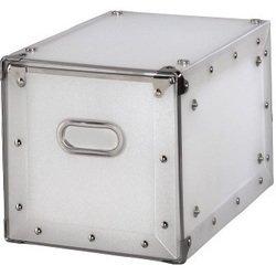Коробка Hama H-96172 Maxi transparent на 140 дисков (белый)