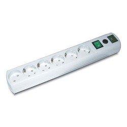 Сетевой фильтр Most RG 2м (6 розеток) (белый)