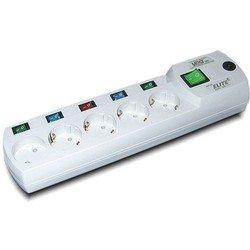 Сетевой фильтр Most ERG 2м (5 розеток) (белый)