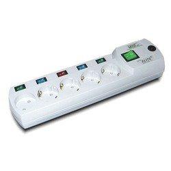 Сетевой фильтр Most ERG 5м (5 розеток) (белый)