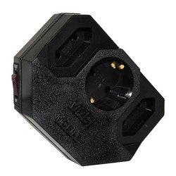 Сетевой фильтр Most MRG 0 (3 розетки) (черный)