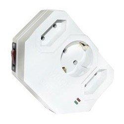 Сетевой фильтр Most MHV 0 (3 розетки) (белый)
