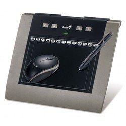 Планшет для рисования Genius G-MousePen (M508WXA) (серебристо-черный)
