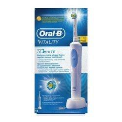 Зубная щетка Braun Oral-B D12.513W Vitality 3D White белый отбел