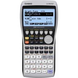 Калькулятор графический Casio FX-9860GII-L-EH (серо-черный)