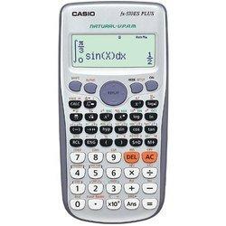 Калькулятор научный Casio FX-570ESPLUS (серый)