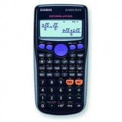 Калькулятор научный Casio FX-82ESPLUS (черный)