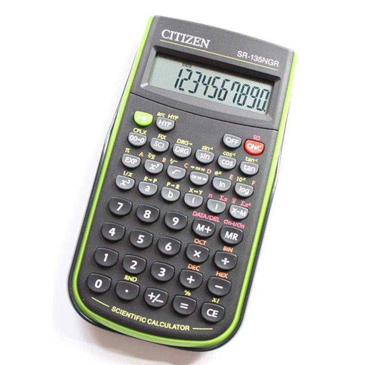 Ситизен калькулятор sr 135 инструкция